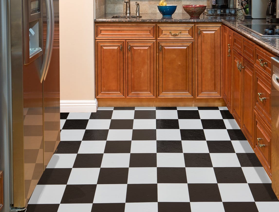 How to Makeover an Ugly Linoleum Floor  How To Build It