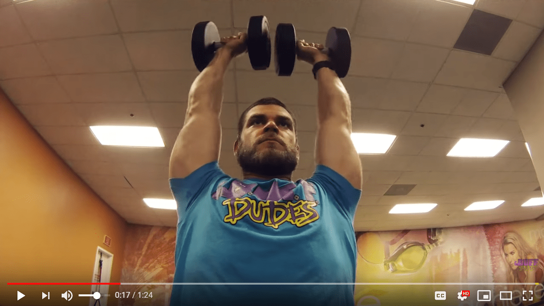 Best Muscle Building Exercises for Shoulders