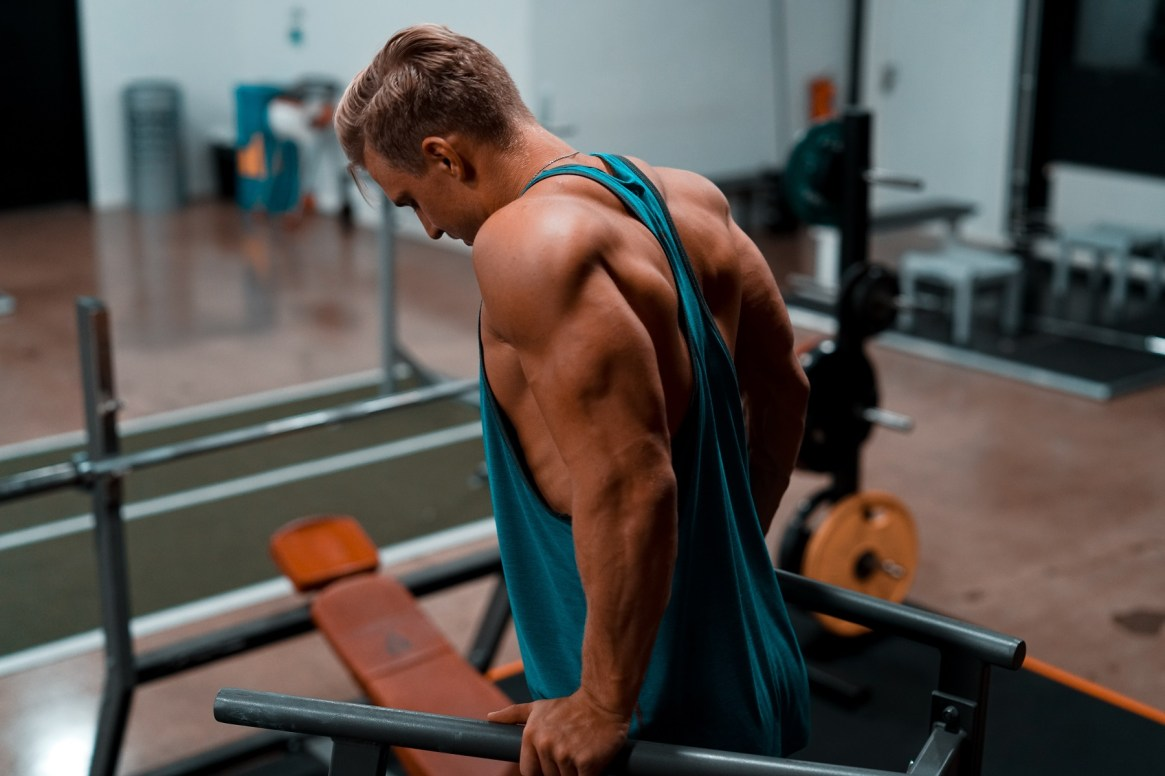 helps gain muscle