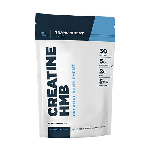Creatine HMB by Transparent Labs