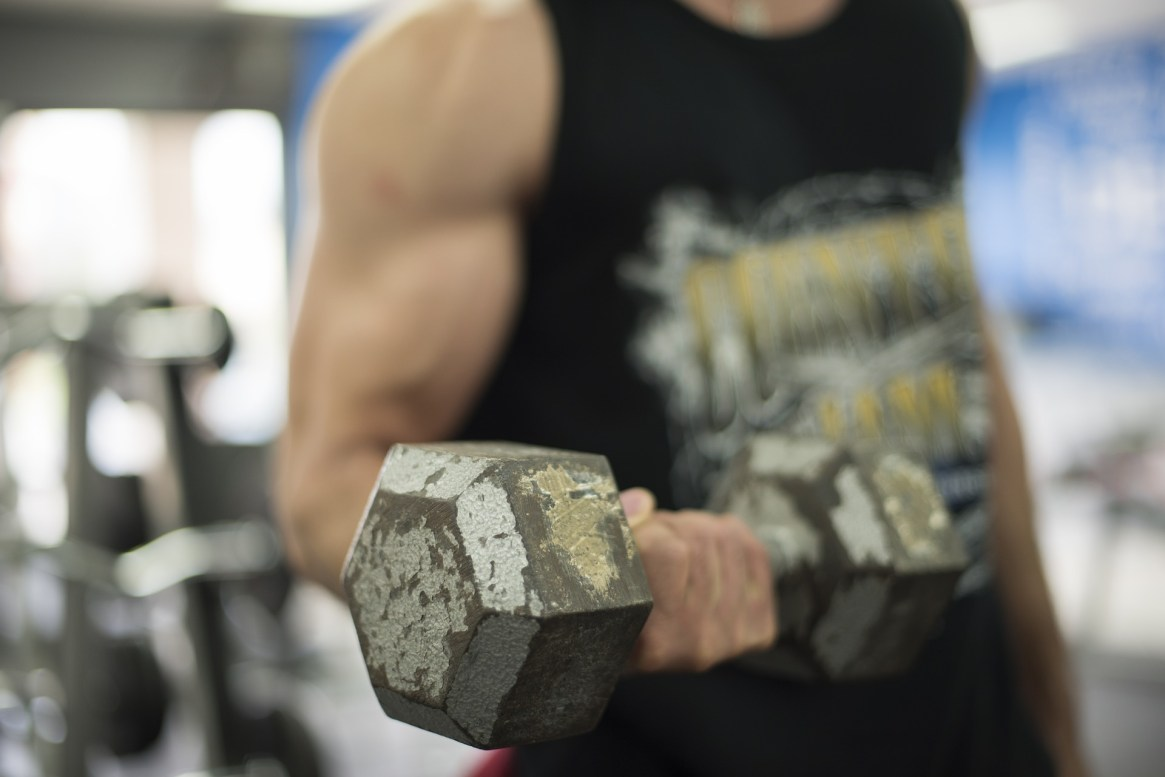 training for muscle endurance