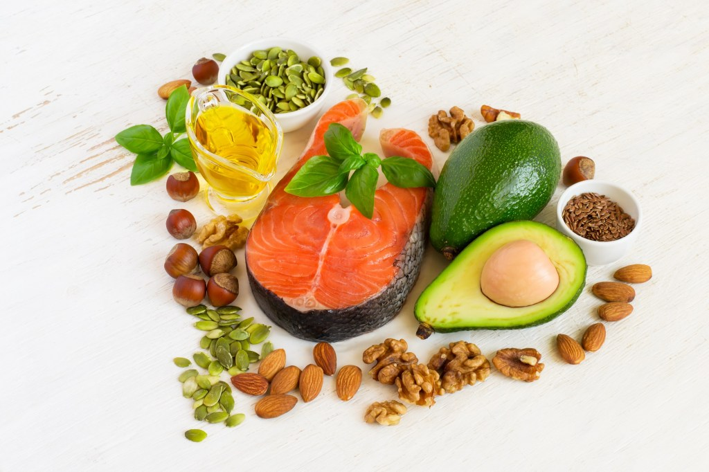 Natural fat, High-fat Sources