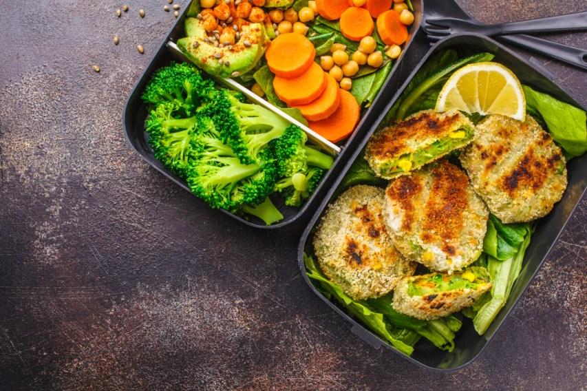 Vegan Bodybuilding Meals