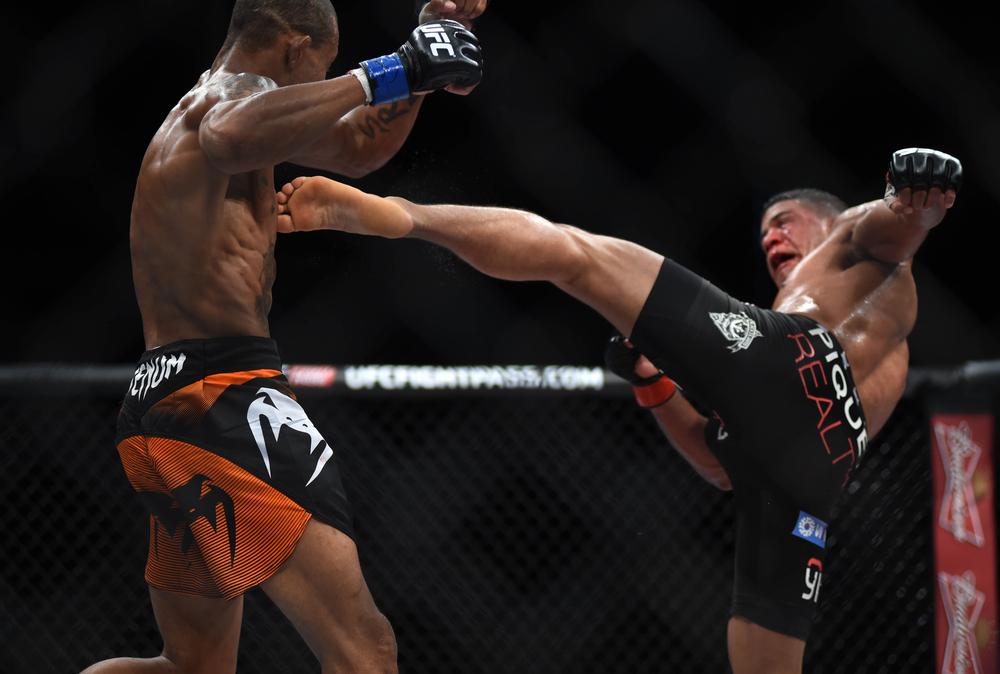 Martial Arts Aggressive