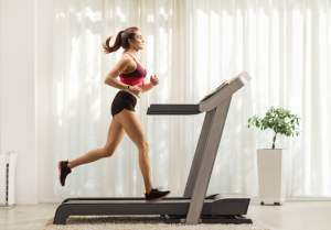 Incline Tracked adjustable Treadmill for Sale