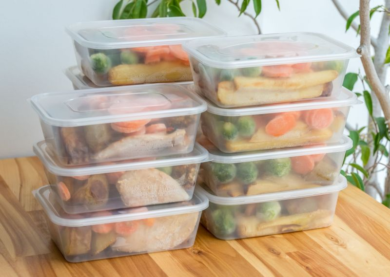 Fridge Food: A Guide to Meal Prepping