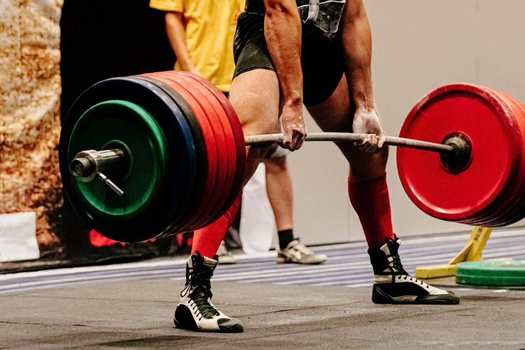 Max Weight One Rep Max Deadlift