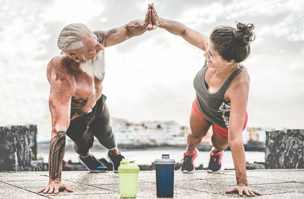 Lifting Partner as you age