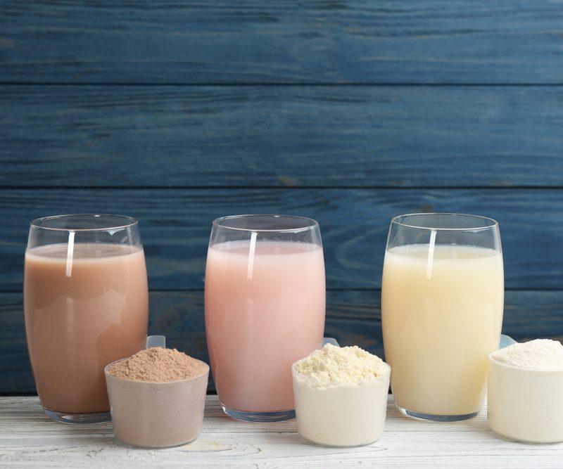 Alternative Milks and the Body Builder
