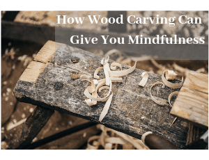 Word carving and Mindfulness