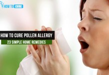 How to cure pollen Allergy Simple home remedies