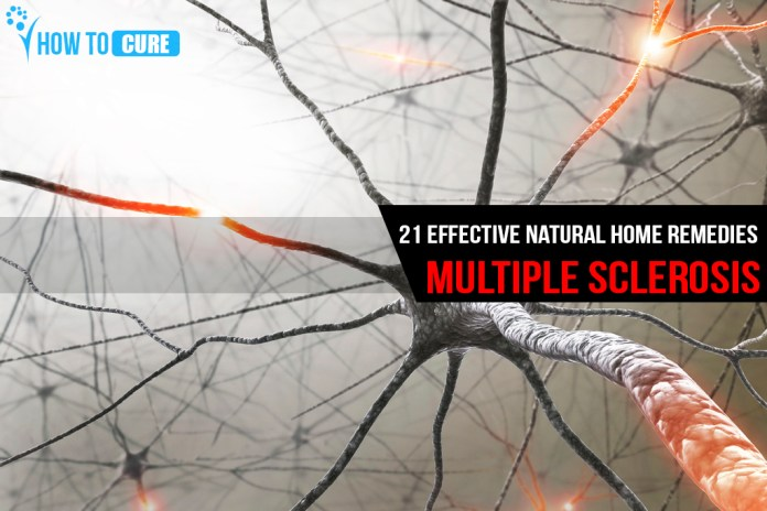 21 Effective Natural Home Remedies A cure for Multiple Sclerosis
