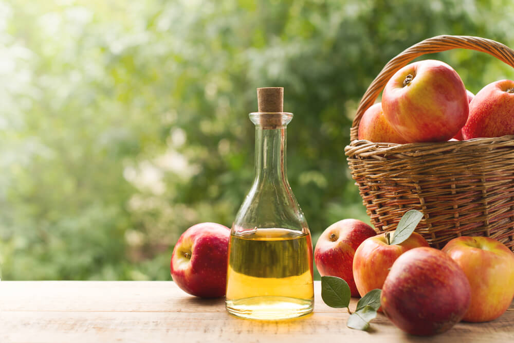 Apple Cider Vinegar for dystrophy
