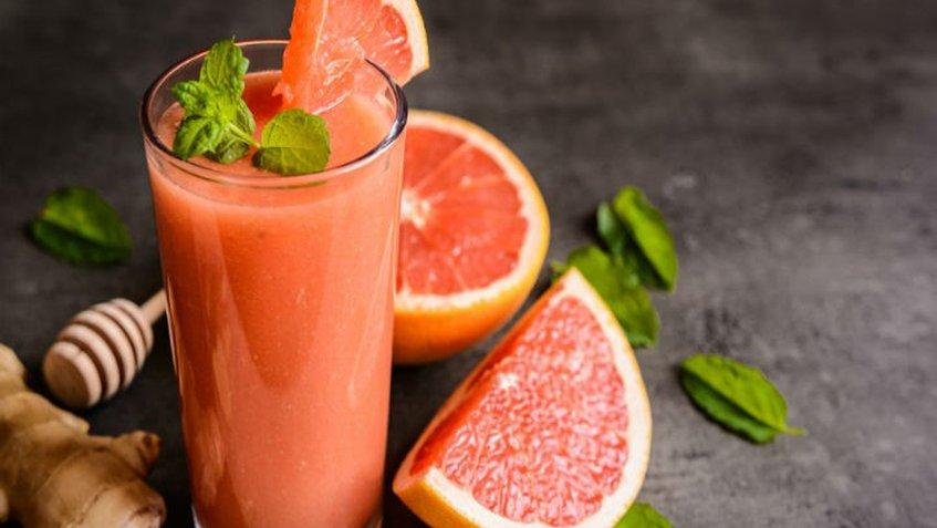 Grapefruit for malaria