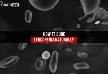 Leucopenia Naturally