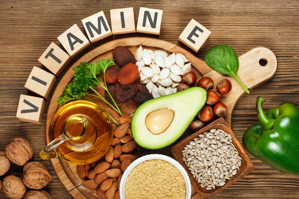 Vitamine E for Dystrophy