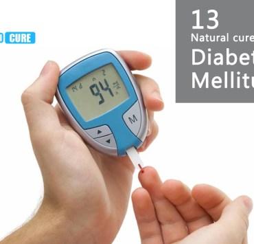 Natural cures for Diabetes Mellitus