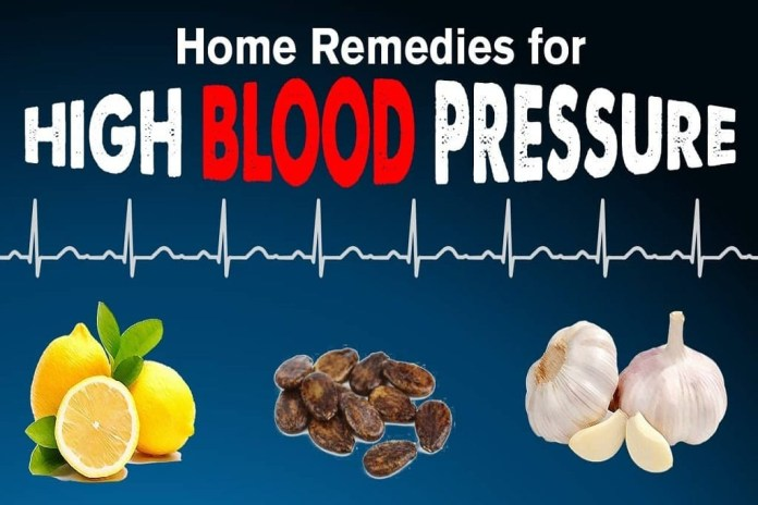 Natural Home Remedies for Hypertension(