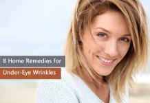 8 Home Remedies for Under-Eye Wrinkles