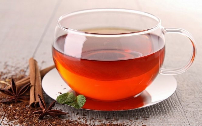 Aniseed tea in curing stomach aches and cramps