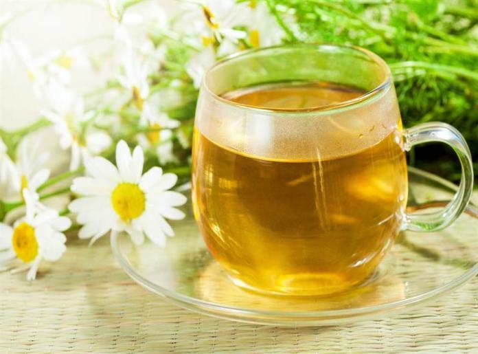 Chamomile Tea for endometriosis