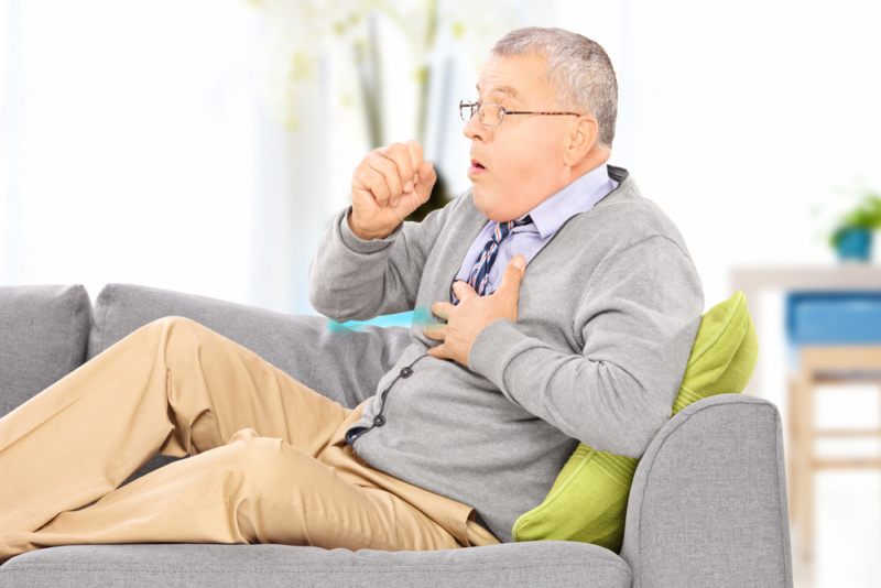 Frankincense Benefit for Coughing Fits