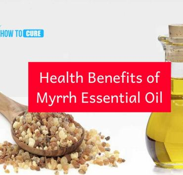 Health Benefits of Myrrh Essential Oils