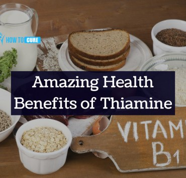 amazing health benefits of thiamine
