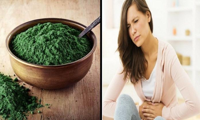chlorella benefits gastrointestinal health