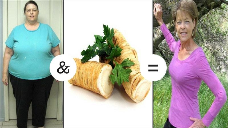 horseradish to weight loss