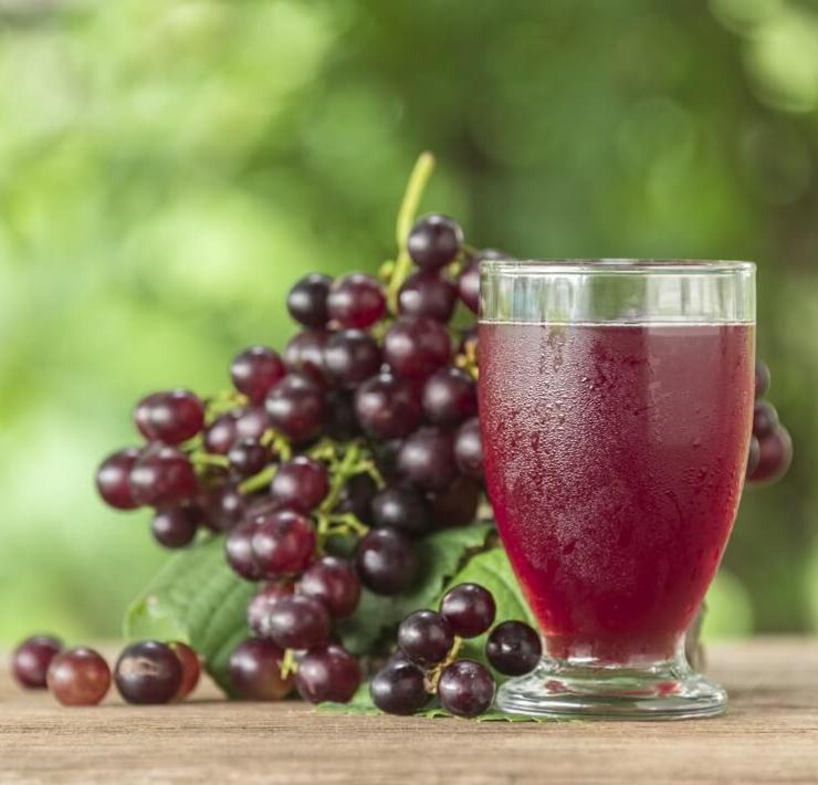 Benefits of grape juice