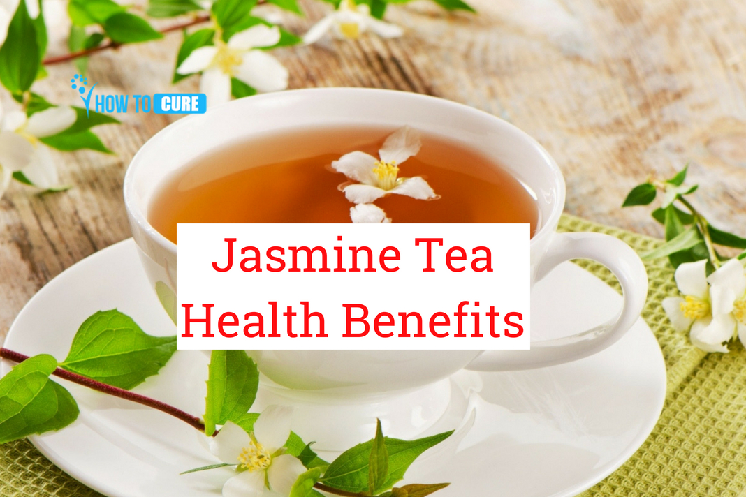 Jasmine TeaHealth Benefits