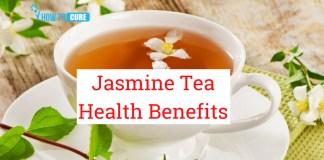 Jasmine TeaHealth Benefits