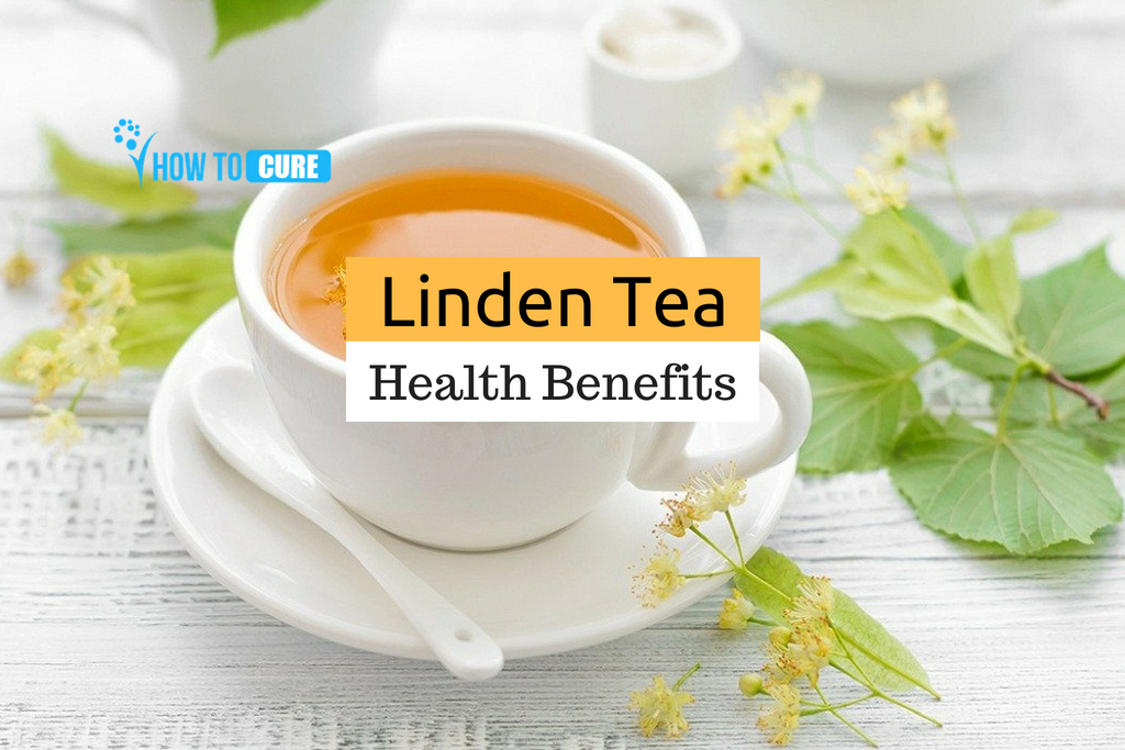 Linden Tea health benefit