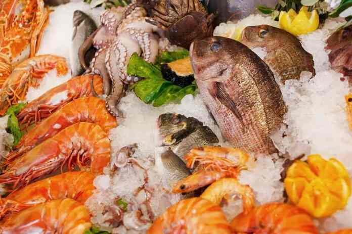 Seafood to combat anemia
