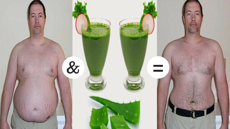aloe vera juice weight loss