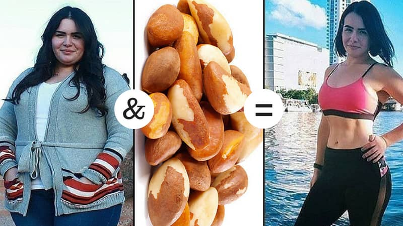 brazilian nuts for weight loss