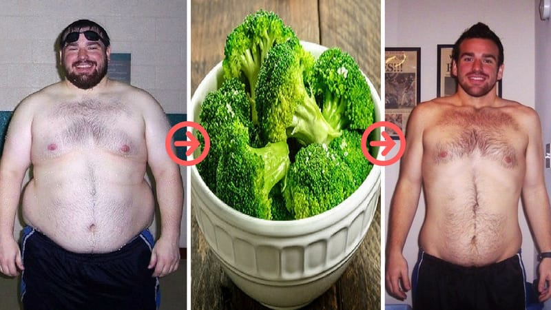 broccoli benefits weight loss