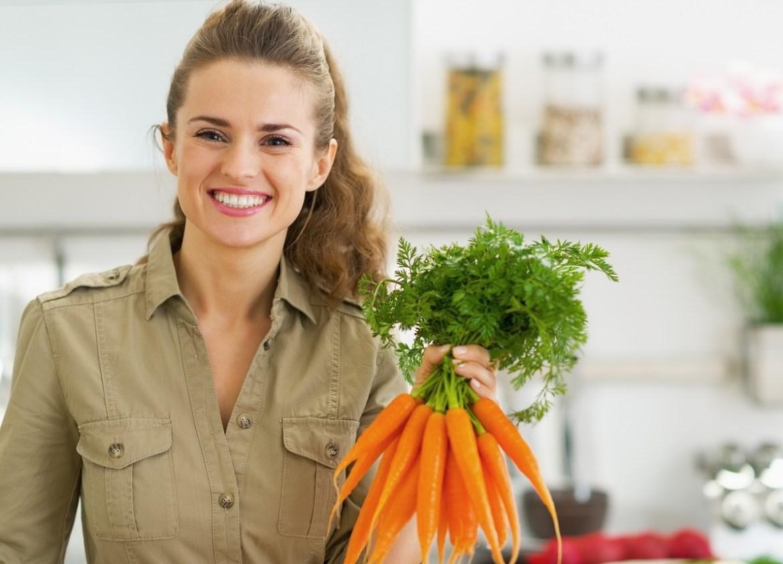 carrots lower bp