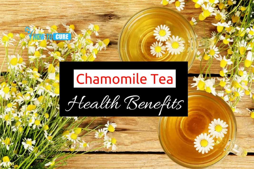 chamomile tea benefits health