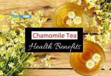 chamomile tea benefits health