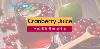 cranberry juice health benefits