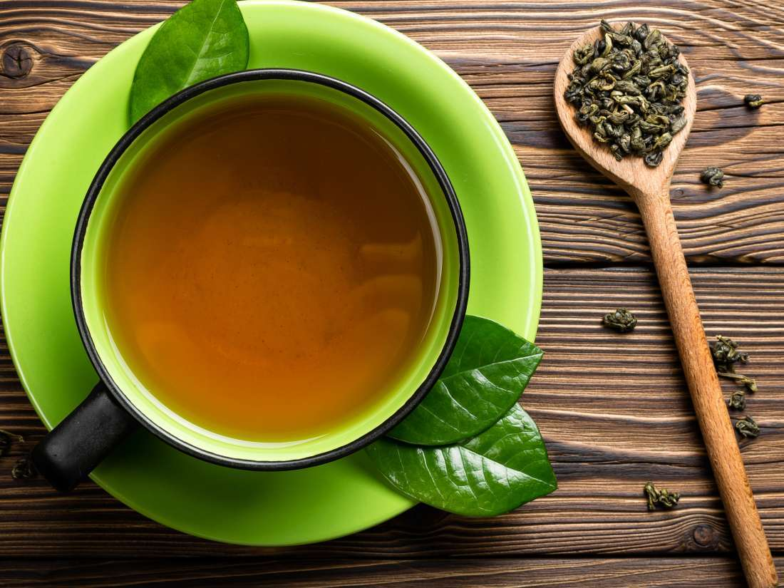green tea for healthy kidney