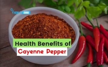 health benefits of cayenn pepper