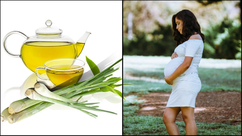 lemongrass tea for pregnancy benefits