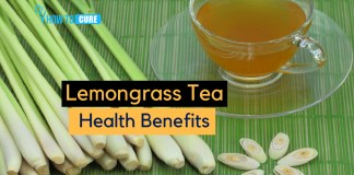 lemongrass teaHealth benefits
