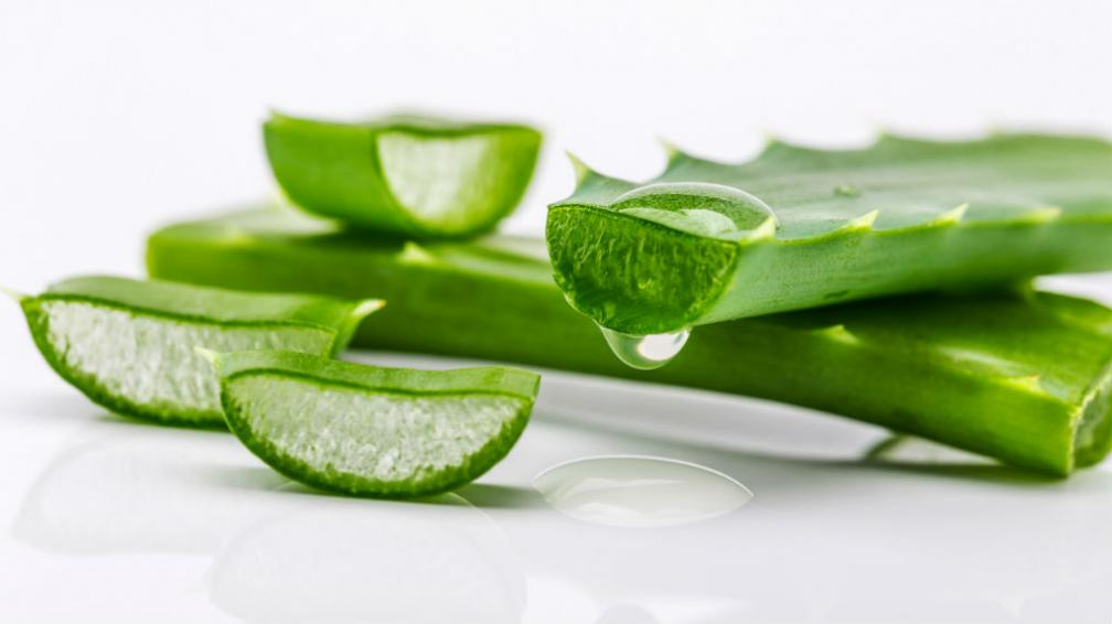 Aloe Vera Gel for cold sore