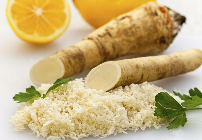 Horseradish to Cure Dark Spots on Legs