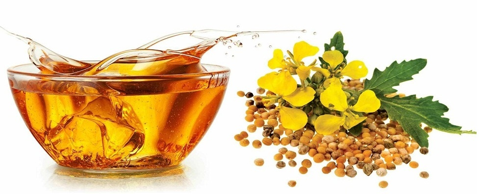 Mustard oils for face