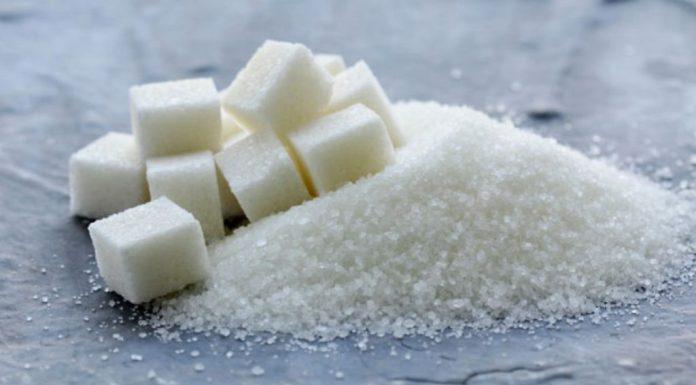 Remove white stretch marks on butt using White Sugar
